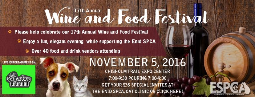 Wine Festival Facebook Header