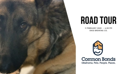 Exciting News…Common Bonds Launches Road Tour and the First Stop is Enid February 11th 2020