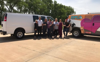 A Second Van from Pope Distributing
